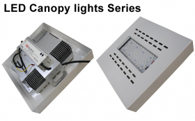 LED Canopy lights series