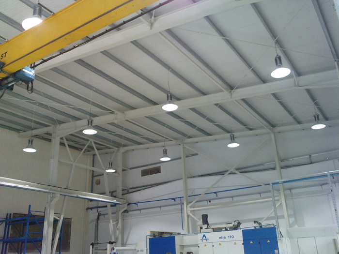 150w-led highbay-workshop-Australia-2