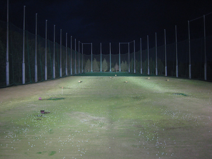 300w-projectlights-useplace-golf Court-Japan2