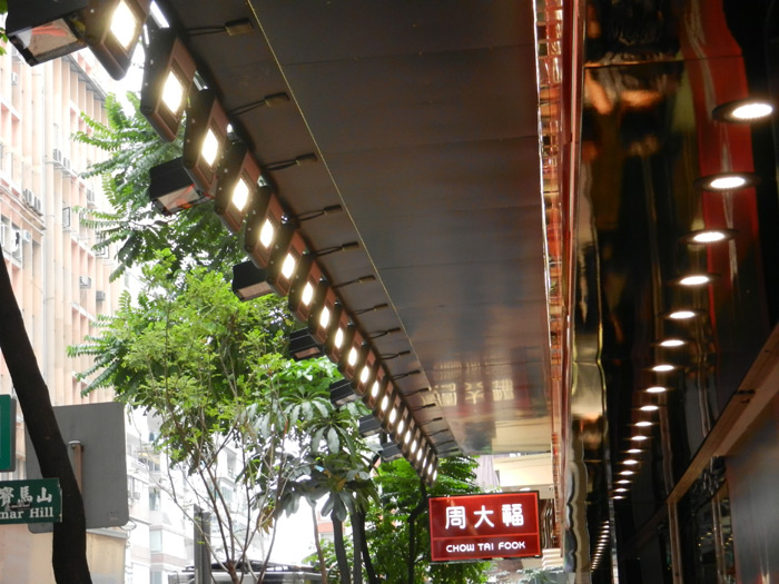 150w-led-floodlight-Jewelry shop-Hong Kong-1