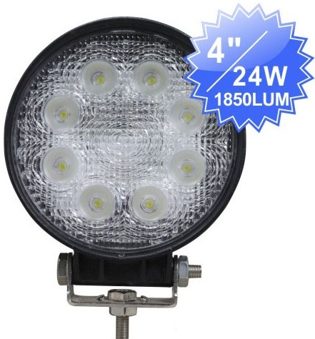 24Watt-Round-led-work-lamp-8x3w-front