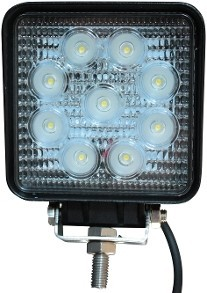 9x3w-led-worklight-Square-front