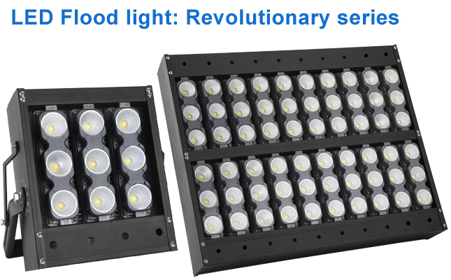 90-600w-LED floodlight series