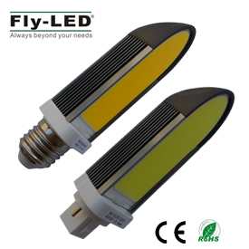 G24-COB-6W plug light