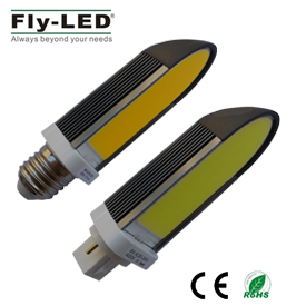 G24-COB-8W plug light