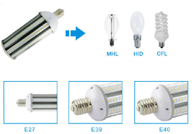 The new corn lamp