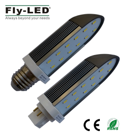 led G24-5630-6W plug light
