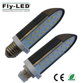 led G24-5630-8W plug light