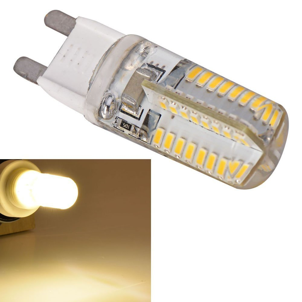 led g9 lamp-compare
