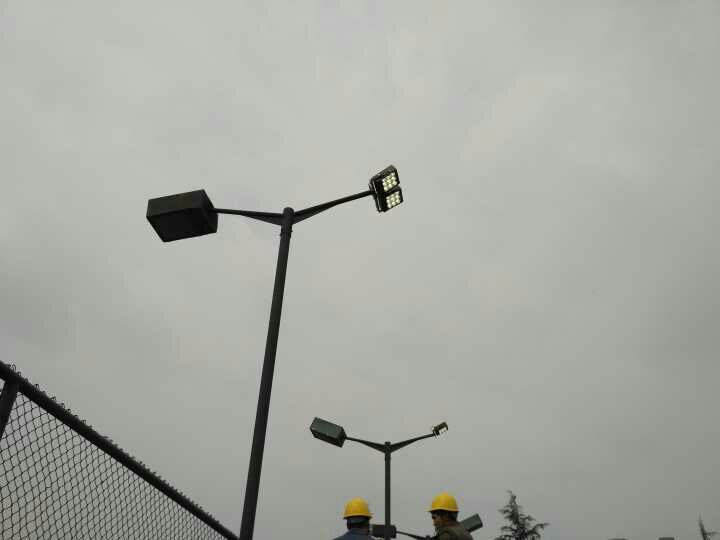 gym-100wFloodlight VS 1000w HID-view1